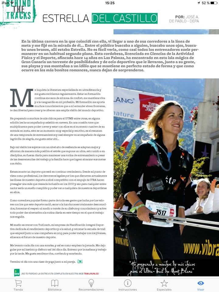 Entrevista Trail Run